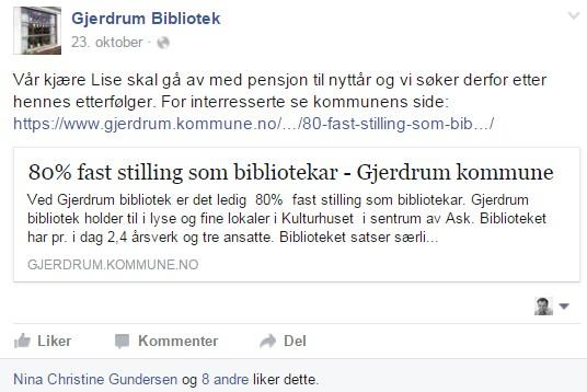 GjerdrumBiblio